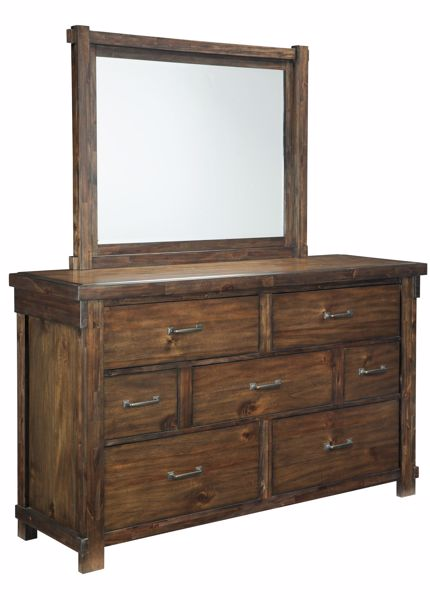 Picture of Lakeleigh - Dresser & Mirror