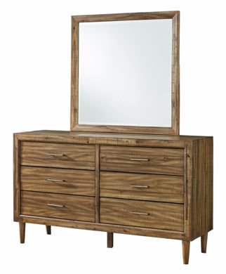 Picture of Broshtan - Dresser & Mirror
