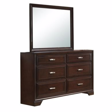 Picture of Jacob - Dresser & Mirror