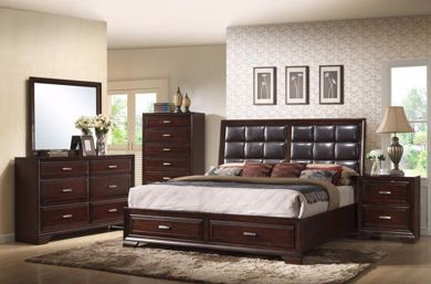 Picture of Jacob - Queen Storage Bed