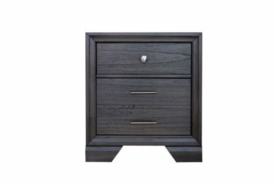 Picture of Jaymes - 3 Drawer Nightstand