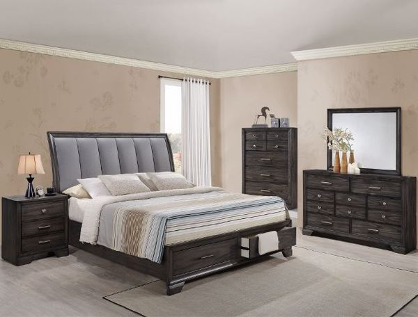 Picture of Jaymes - Queen Storage Bed
