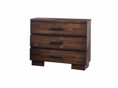 Picture of Cranston - 3 Drawer Nightstand