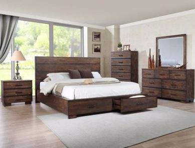 Picture of Cranston - Queen Storage Bed