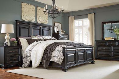Picture of Passages - Dark Queen Bedroom