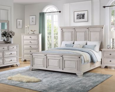 Picture of Passages - Light Queen Bed