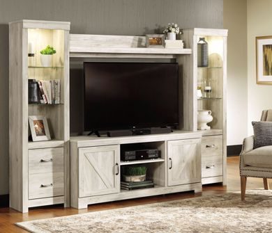Picture of Bellaby - White Entertainment Center