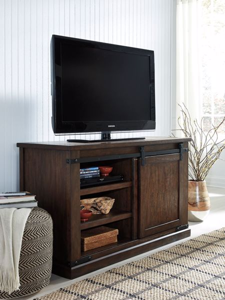 Picture of Budmore - Brown Medium TV Stand