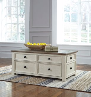 Picture of Bolanburg - 2 Tone Lift Top Cocktail Table