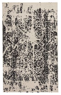 Picture of Jag - Black/White 5x8 Rug