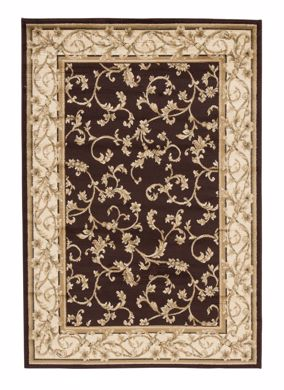 Picture of Jameel - Brown/Gold 5x7 Rug