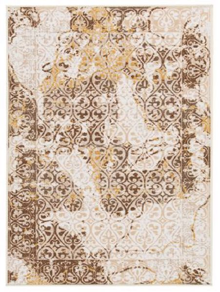 Picture of Jariath - Ivory/Brown 4x7 Rug