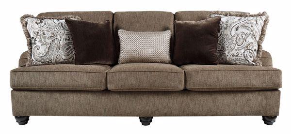 Picture of Braemar - Brown Sofa