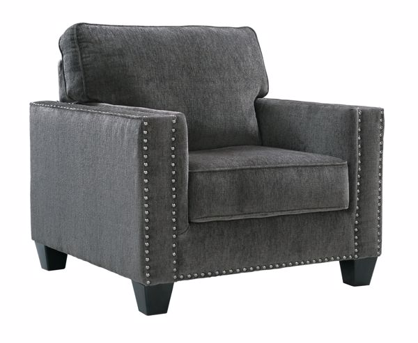 Picture of Gavril - Smoke Accent Chair