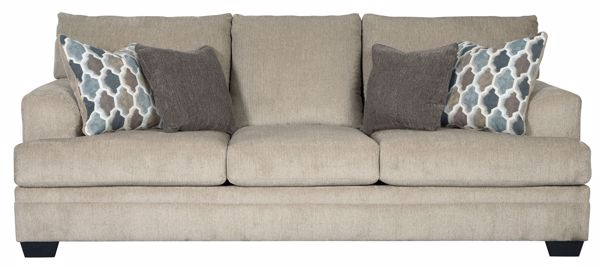 Picture of Dorsten - Sisal Sofa