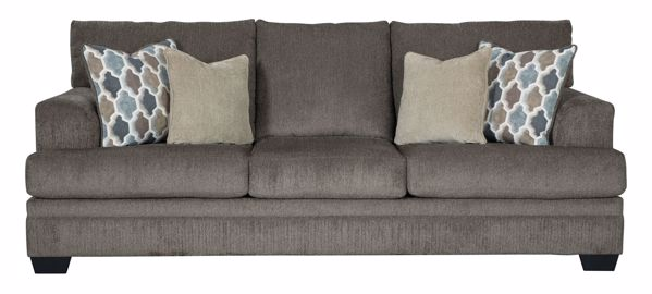 Picture of Dorsten - Slate Sofa
