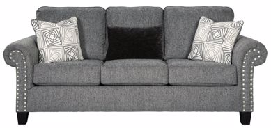 Picture of Agleno - Charcoal Sofa