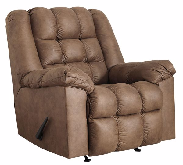 Picture of Adrano - Bark Rocker Recliner