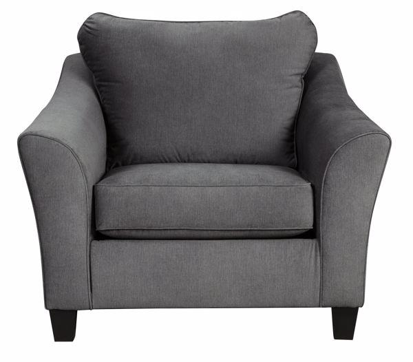 Picture of Sanzero - Graphite Chair & 1/2