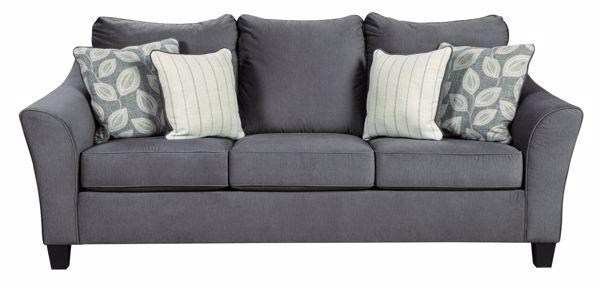 Picture of Sanzero - Graphite Sofa