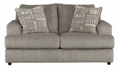 Picture of Soletren - Ash Loveseat