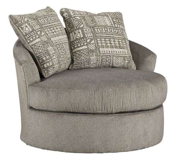 Picture of Soletren - Ash Swivel Chair