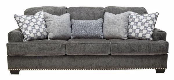 Picture of Locklin - Carbon Sofa