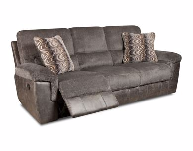 Picture of Monroe - Smoke Reclining Sofa