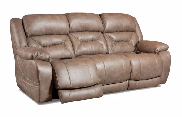 Picture of Desert - Mushroom Power Reclining Sofa