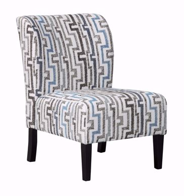 Picture of Alsen - Granite Accent Chair