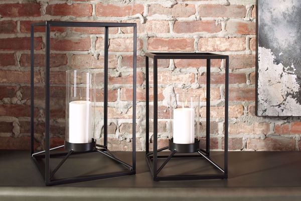 Picture of Demtrois 2PC Lantern Set