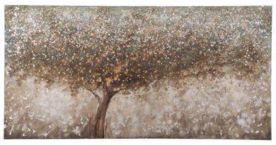 Picture of Okeria Arbor Scene Canvas Art