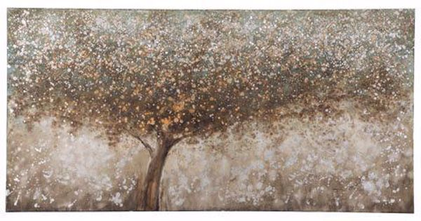 Picture of Okeria Arbor Scene Canvas Art