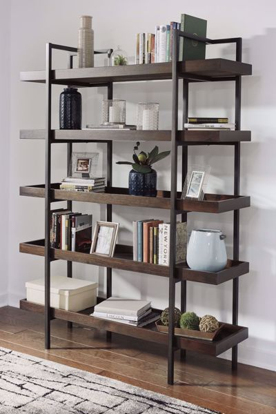 Picture of Starmore Brown Bookcase