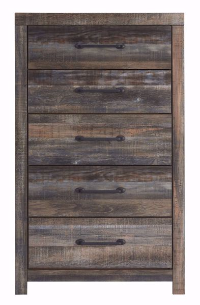 Picture of Drystan - 5 Drawer Chest
