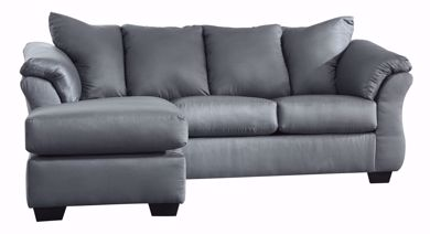 Picture of Darcy - Steel Sofa Chaise