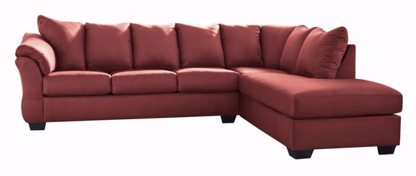 Picture of Darcy - Salsa LAF 2PC Sectional