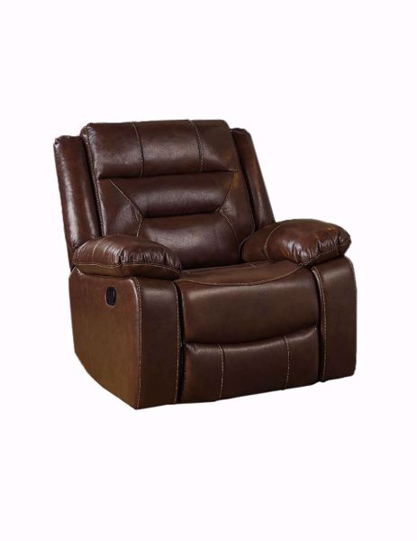 Picture of Glove - Walnut Recliner
