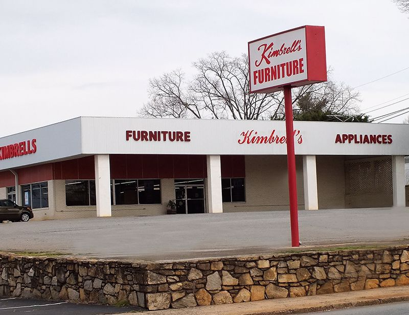 Home Furniture Store In Forest City Browse Furniture Appliances Electronics And More Kimbrell S Furniture