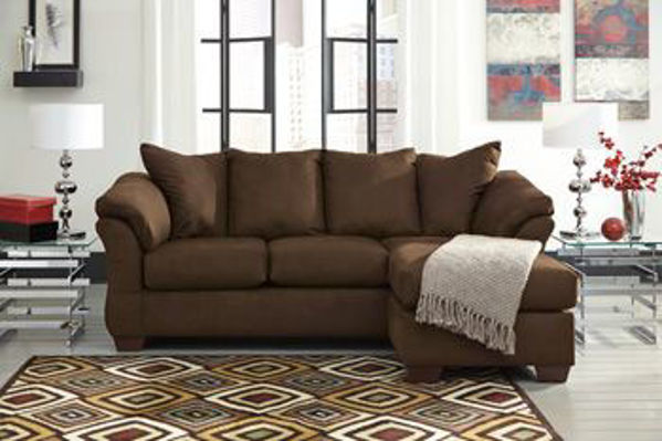 Picture of Darcy - Cafe Sofa Chaise