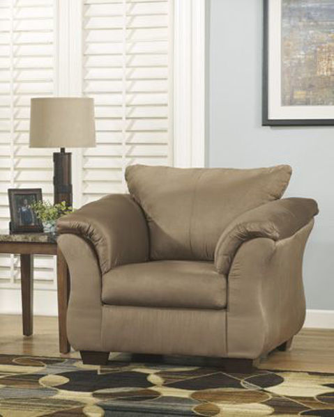 Picture of Darcy - Mocha Chair