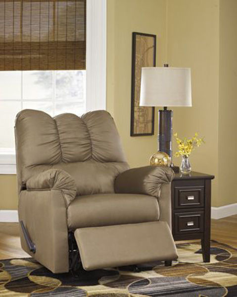 Picture of Darcy - Mocha Rocker Recliner