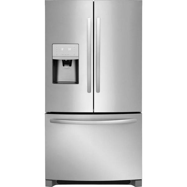 Picture of 21.7 cu. ft. SS French Door refrigerator