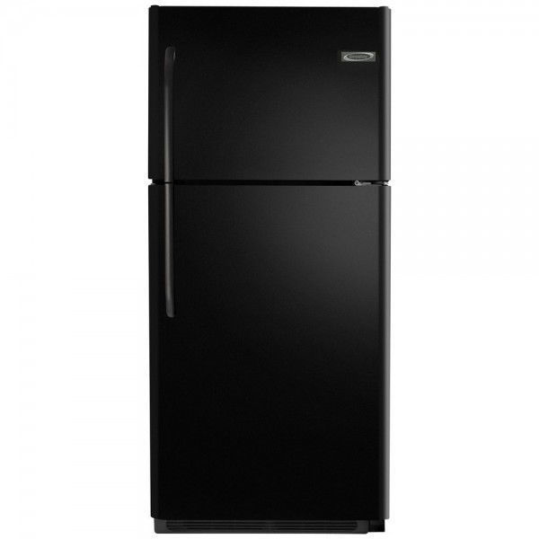 Picture of 18 cu. ft. Black Refrigerator