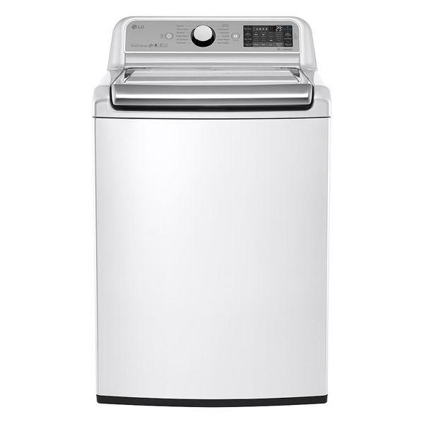 Picture of 5.2 cu. ft. White Top-Load Washer