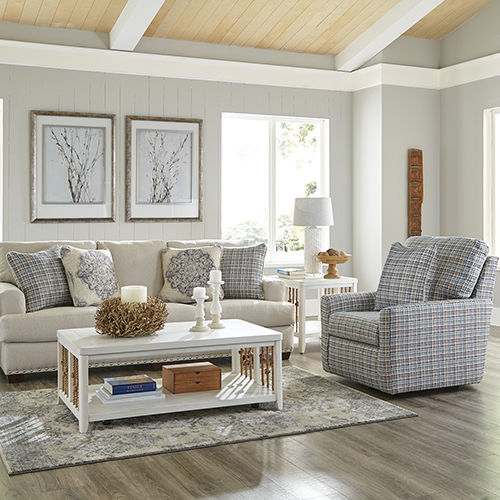Newberg - Platinum Sofa