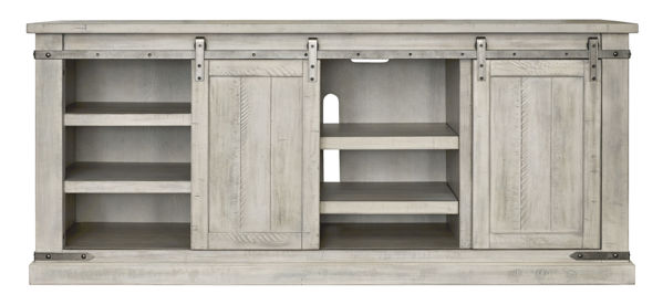 Picture of Carynhurst - White X-Large TV Stand