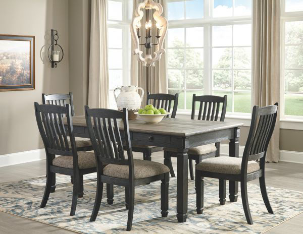 Picture of Tyler Creek - Table W/ 4 Chairs & Bench