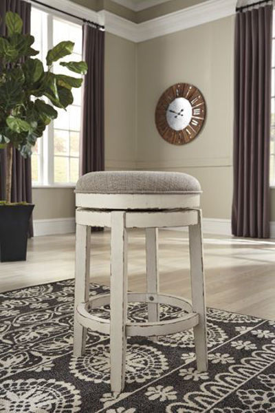Picture of Realyn - UPH Swivel Stool (1/CN)