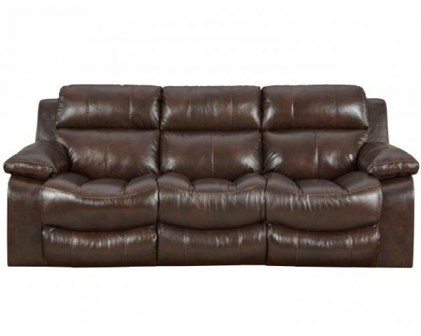 Picture of Positano - Cocoa Reclining Sofa